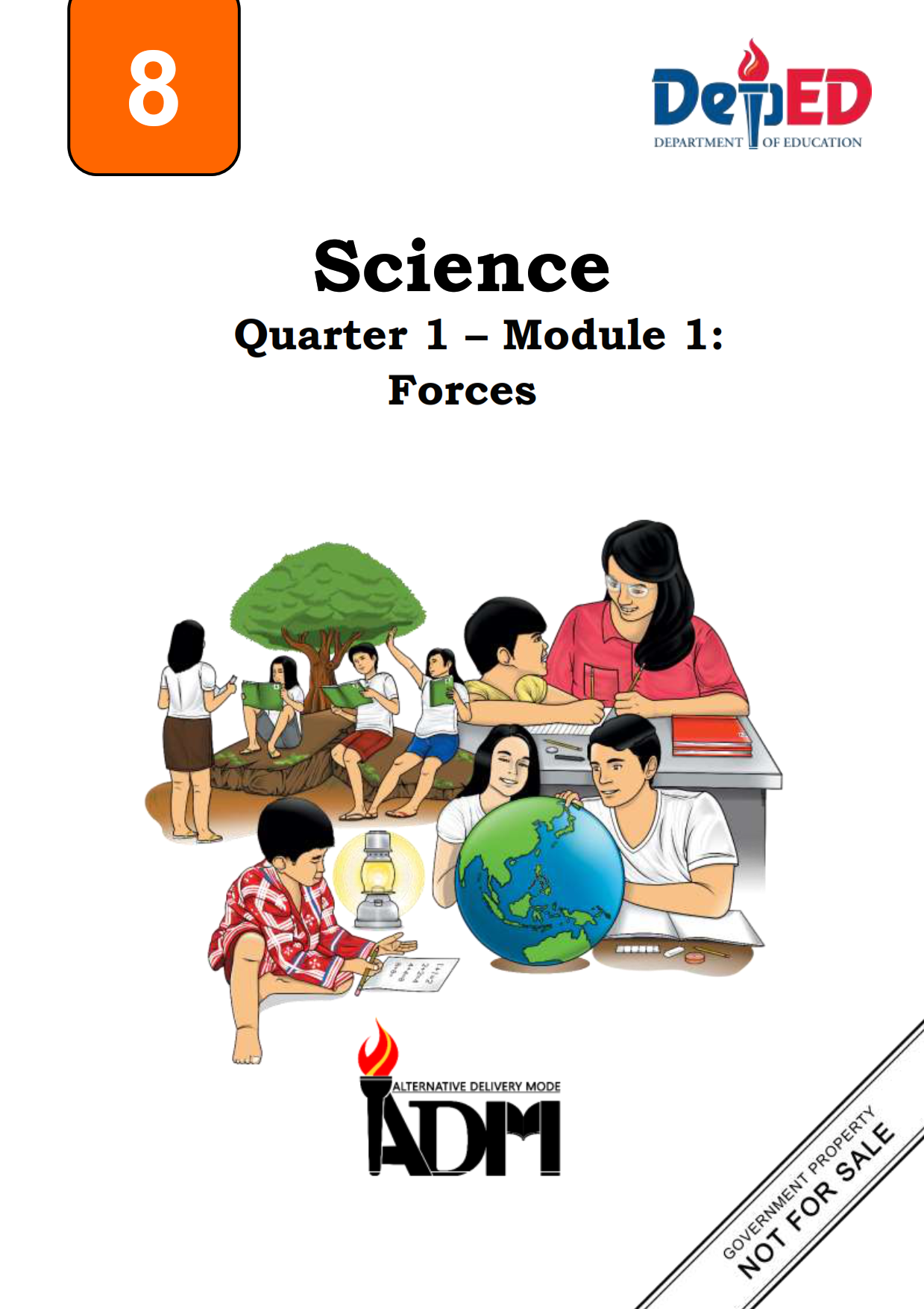 SCIENCE8 COVER